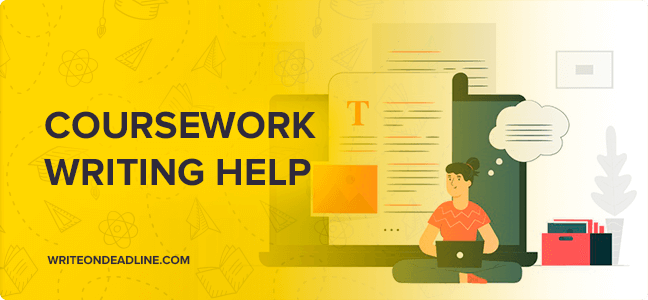 COURSEWORK WRITING HELP