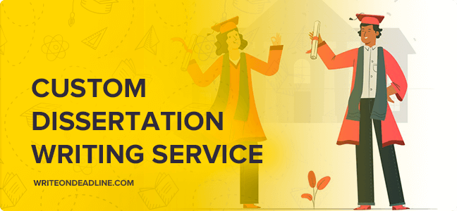 Custom dissertation writing service msc