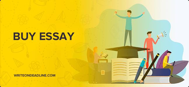 Buy Essay Com